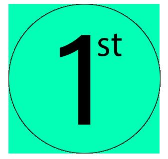1st 1