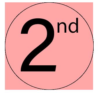 2nd 2
