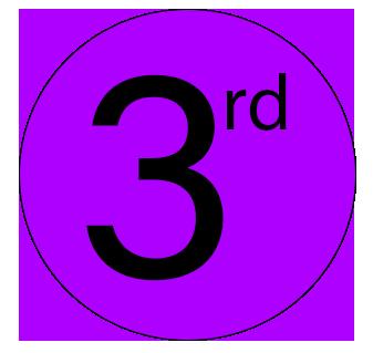 3rd 3