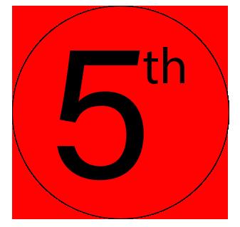 5th 2